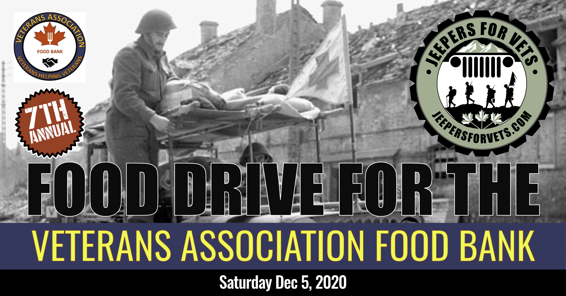 2020 Year End Food Drive
